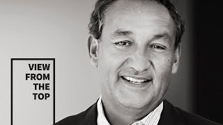 Oscar Munoz, President & CEO, United Airlines, on Knowing Yourself