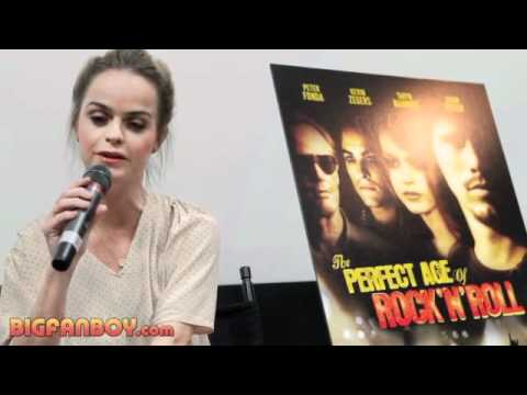 Taryn Manning Q&A for THE PERFECT AGE OF ROCK 'N' ROLL screening in Dallas, TX