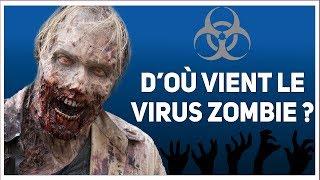 D'où vient le VIRUS zombie ? / The Walking Dead (feat Science Manga)