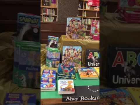 Stovall Academy book fair