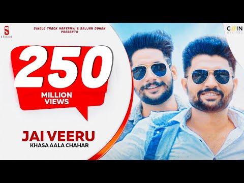 New Haryanvi Songs Haryanvi 2020 | Khasa Aala Chahar | Jai Veeru | Single Track Haryanvi Latest