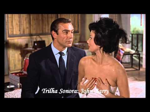 Trailer do filme 007 Contra o satânico dr. No