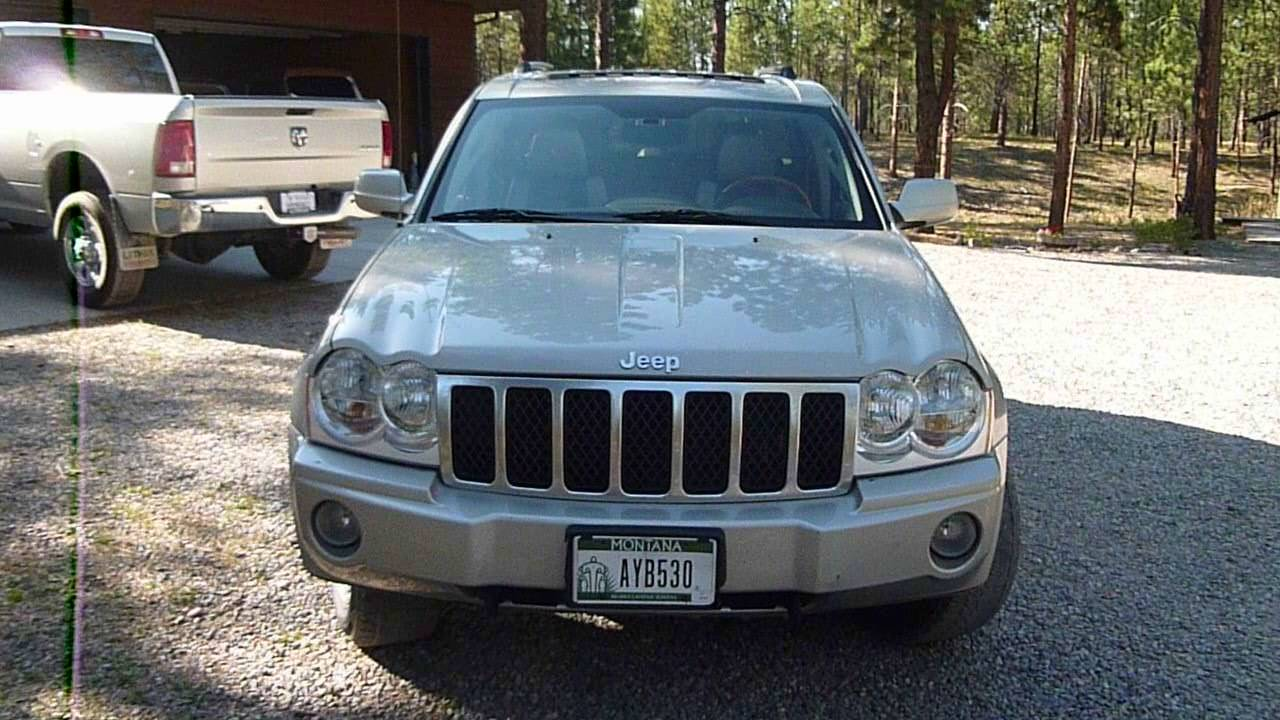 2007 Jeep Grand Cherokee Overland Review 4x4