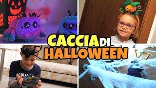 Caccia Al Tesoro Di Halloween: Abbiamo Stregato Casa Gbr