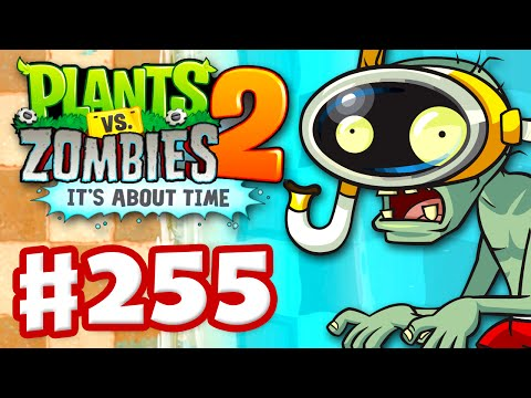 Plants vs Zombies 2: Its About Time - Gameplay Walkthrough Part 255 - Big Wave Beach Part 1