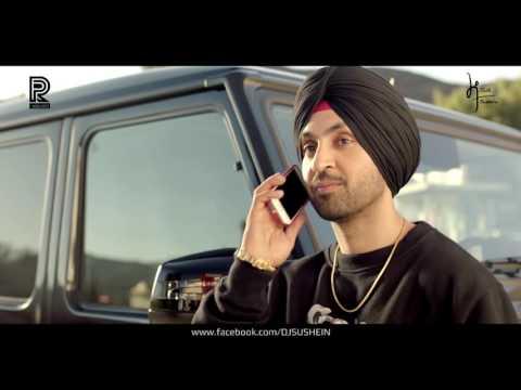 Diljit Dosanjh - Do You Know - Remix - DJ Sushein