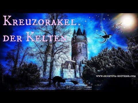 Das SENSITIVA UNIVERSE® Kreuzorakel der Kelten | Die Guten gewinnen und die Bösen verlieren! ♥
