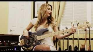 Baixar Anna Sentina - Bruno Mars - Treasure [Bass Cover]