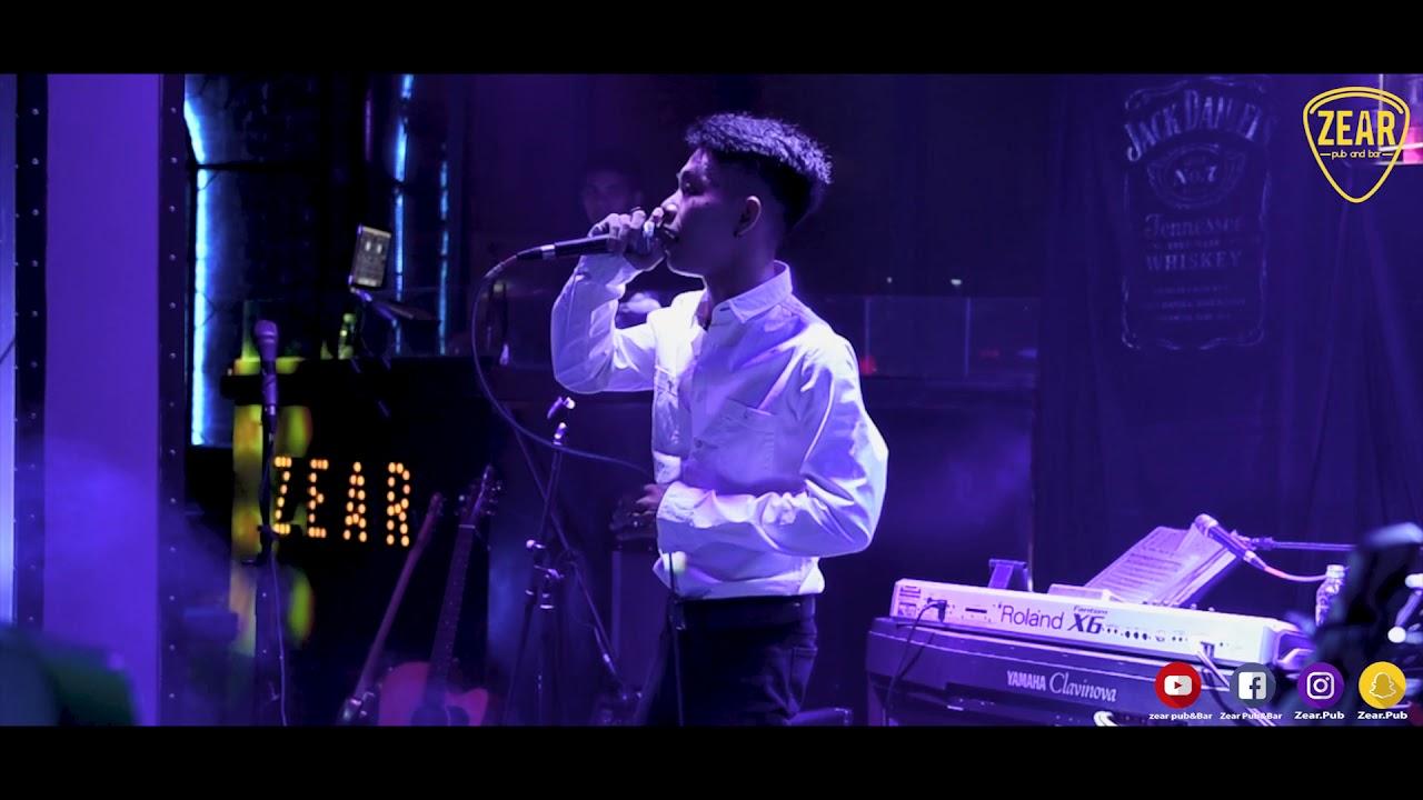 មេឃភ្លៀងហើយ - Vannda   Zear Pub&Bar [Live Band]