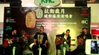 异种十年抗衡中文乐坛心声发布会