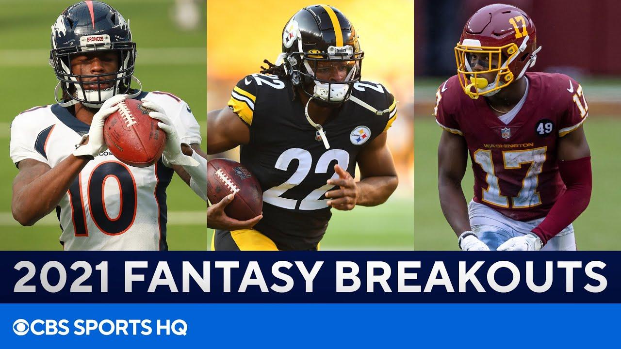 Fantasy Football Breakouts for 2021: WRs, RBs, & QBs   CBS Sports HQ