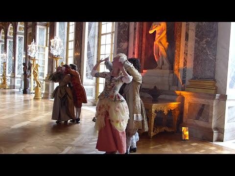 Danse d'époque - Versailles