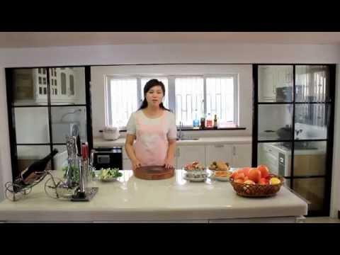 Dengshang kitchen food waste disposal video shows