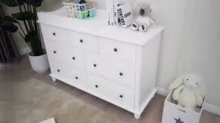 Joy Baby Royal 7 Drawer Change Table with Change Pad