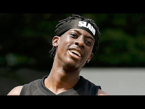 Bronny, LeBron & The Rest Of NBA Mourn Tragic Death Of Top NBA Draft Prospect Terrence Clarke