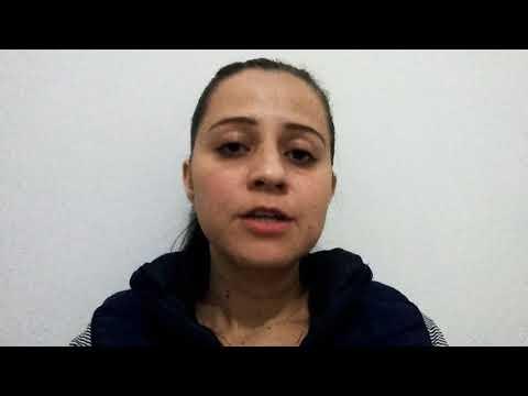O início | Diagnóstico | Câncer de colo de útero 01 | Franciele Mazzari