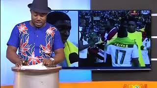 Badwam Sports on Adom TV (25-9-17)