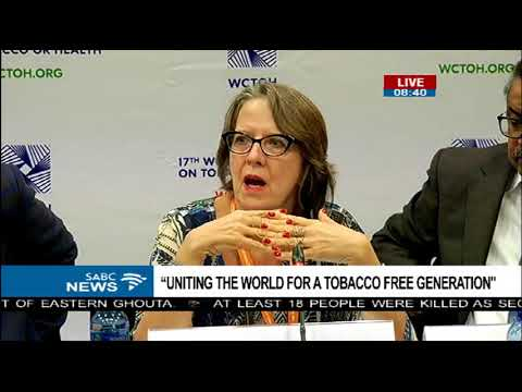 Panel of Health Ministers engage media on Tobacco or Health conference