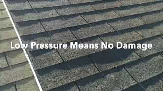 Roof Cleaning Greenville