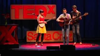 St. Paul De Vence - Musical Performance | Ben Doerr | TEDxSantaCruz
