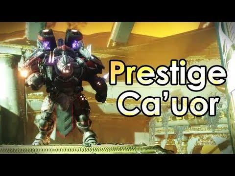 Destiny 2: Prestige Spire of Stars Ca'uor Kill, Loadouts & Strategy Guide (Week 1)