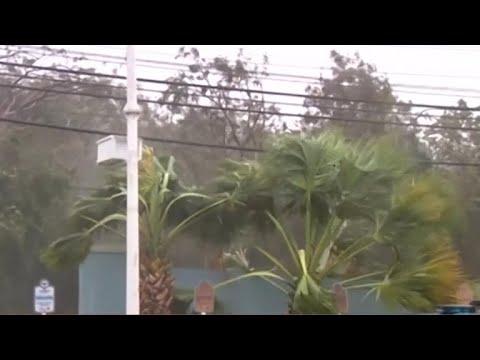 Hurricane Irma's impact on Puerto Rico