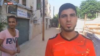 سكان حي حمصي يستغيثون لتزويدهم بالمساعدات