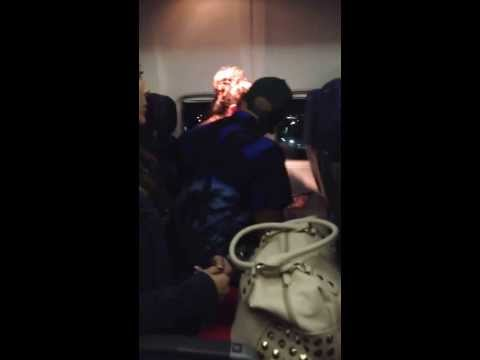 Thumbnail: Woman goes crazy on airplane flying to Tampa [Actual Original]