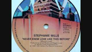 "Rare Classic Soul Stephanie Mills -  Never Knew Love Like This Before 12"" Extended Version (1980)"
