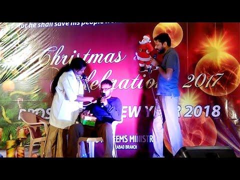 Telugu Christian Skit @ 2017