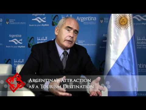 Executive Focus: Carlos Enrique Meyer, Minister of Tourism, Argentina