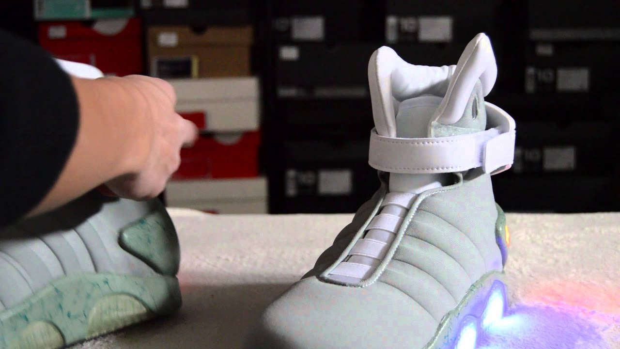 Air Mag Back to the future shoe Review (Reps)