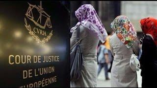 قرار المحكمة الأوروبية بمنع الحجاب يثير غضب الشارع النمساوي - مهجركوم
