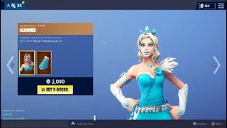 NEW GLIMMER SKIN IN FORTNITE ITEM SHOP | FORTNITE BATTLE ROYALE DECEBER 24TH 2018