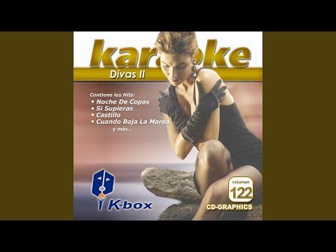 Déjame Volver Contigo (Karaoke Version)
