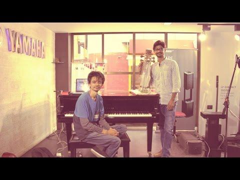 Vanraj Shastri and Rachintan Trivedi-Kesariya Balam(padharo ni mhare des)-Live Jam-instrumental