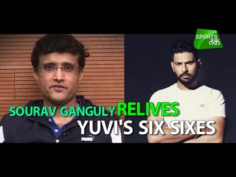 Sports Tak Exclusive: Ganguly, Irfan & Uthappa relive Yuvraj 6 sixes moment | Sports Tak