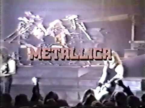 Metallica – Halifax, NS, Canada [1989.04.04] 2nd Source