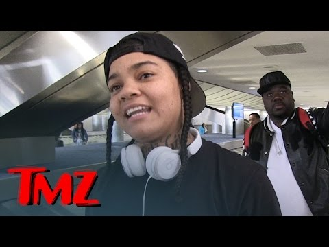 Rapper Young M.A's an Inspiration for Young Gay Men and Women | TMZ