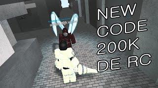 (ROBLOX) Ro-ghoul: NOVO CODE! QUE DA 200K DE RC #NARUTO5K