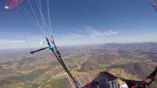 PWC 2015 - BRAZIL - TASK 5 -  +8m/s STRONG THERMAL