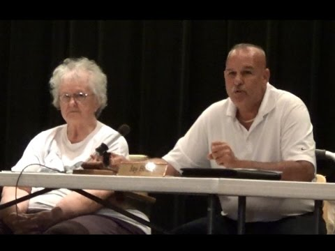 Bridgeport Township School Board Special Meeting  July 20th, 2015