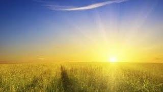 Sun Gazing
