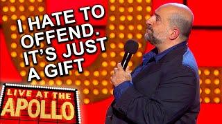 Omid Djalili Talks Poo | Live at the Apollo | BBC Comedy Greats