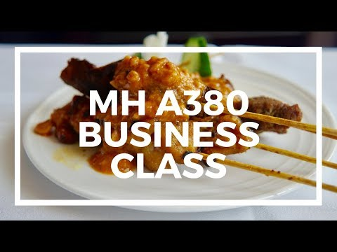FLIGHT REVIEW | Malaysia Airlines | A380 | MH89 | Business Class