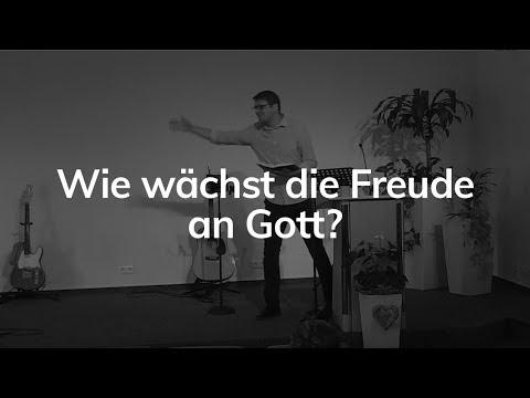 Wie wächst die Freude an Gott? - Psalm 33 - Maiko Müller