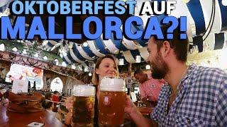 OKTOBERFEST IM MEGAPARK - Weißwürstl & eine Maß auf Mallorca!