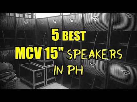 5 BEST MCV 15