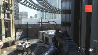COD AW: Nice Jump/Glitch Spot on Detroit! (MLG Tips and Tricks)