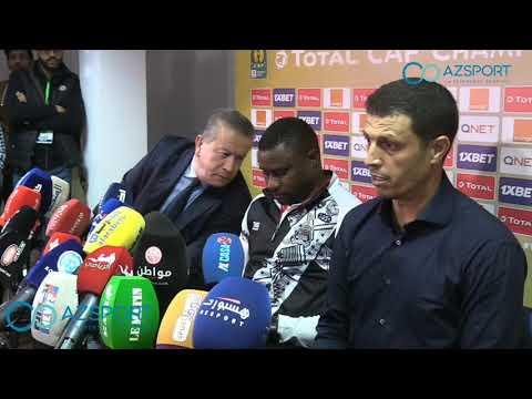 """جمال السلامي: إصابة الشاكير شكلت لنا نقص في """"الأوراق""""ونحن أدرى بحالة اللاعبين"""